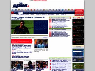 Maxifoot.com - Le Réseau du Football sur Internet
