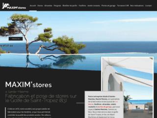 Détails : Maxim'stores