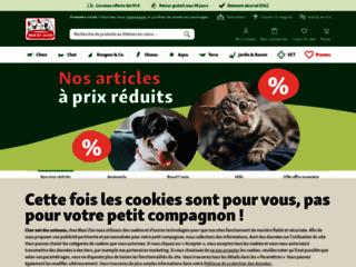 Détails : maxizoo.fr