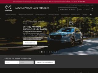 Concessionnaire Mazda Pointe-aux-Trembles