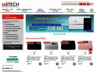 Détails : Plateforme d'achat pour les équipements et les accessoires photo