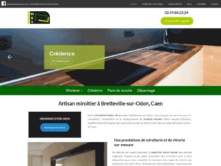 Artisan verrier Caen