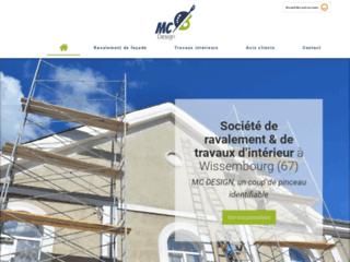 MC Design à Wissembourg - entreprise de peinture