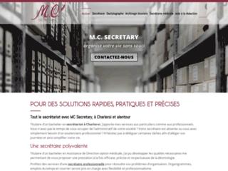 MC Secretary
