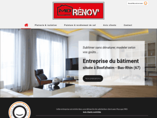 MD RENOV' - entreprise de rénovation à Boofzheim