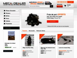 Meca Dealer - l'expert pièces détachées d'occasion Iveco