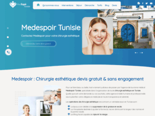 Détails : Medespoir Tunisie