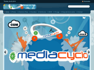 MediaCyclo.fr - Regie de Publicite, street marketing a Rennes en Bretagne