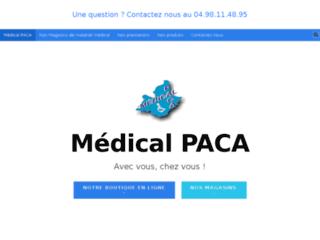 Détails : Medical Paca