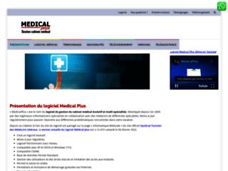 MEDICAL plus Tunisie : logiciel de gestion de cabinet médical évolutif et multi-spécialités