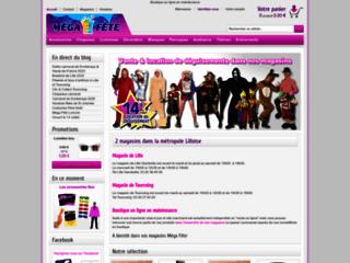 Articles de fête made in Méga Fête