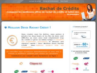 Détails : rachat de crédit