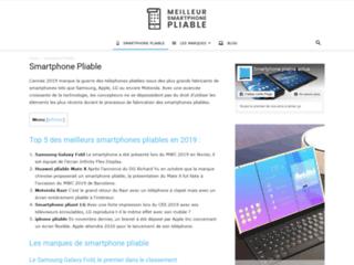 Smart pliable : portail d'informations sur l'actualité des meilleurs smartphones du moment
