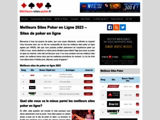 Comparateur des meilleurs sites de poker en ligne!