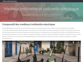 Le meilleur guide de comparaison de trottinettes électriques