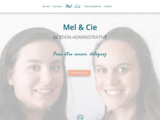 Mel&Cie gestion administrative