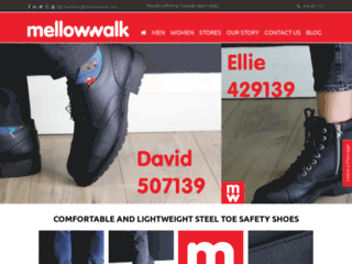 Gender Defender - Why Mellow Walk Safety Shoes Aren't Unisex