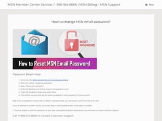 MSN Billing Customer Service | +1-800-862-9240