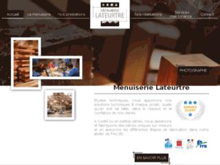 Détails : Menuiserie Lateurtre - artisans menuisiers à Paluel