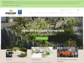 Jardinier paysagiste à Angers