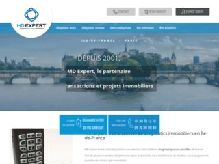 Détails : Prix diagnostic immobilier Paris  - DPE Paris