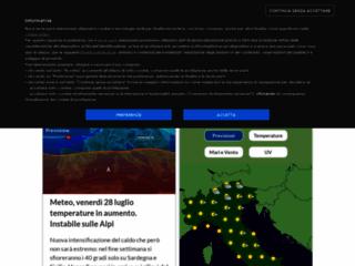 Info: Scheda e opinioni degli utenti : Previsioni Meteo: le previsioni del tempo live - Meteo.it