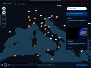 Servizio Meteorologico Aeronautica Militare - MeteoAM.it