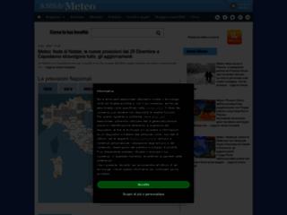 Info: Scheda e opinioni degli utenti : Previsioni meteo - ansa.it