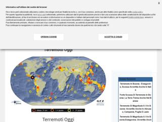 Terremoti Italia e nel Mondo, news in tempo reale | Meteo Terremoti