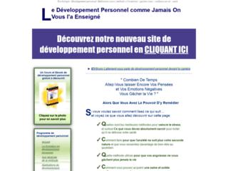 Détails : Développement personnel