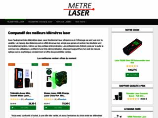 Détails : Guide d'achat des télémètres laser