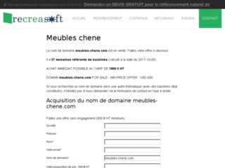 Meubles en ch ne massif - Site de vente de meubles ...