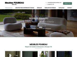 Meubles Poubeau Mobilier Design Décoration Intérieur