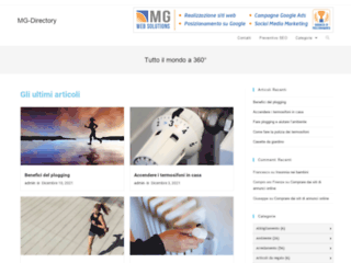 Web Directory Gratis - Directory Free - MG Directory