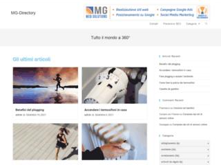 Web Directory Gratis - Directory Free - MG Directory