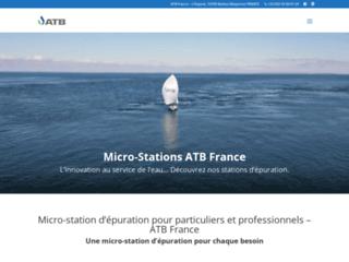 ATB France: système ANC et micro-station