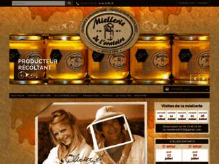 miel et produits de la ruche