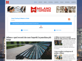Milano Top News
