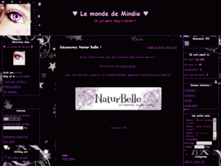 ♥Le monde de Mindie♥