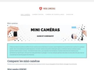 Renforcez votre sécurité avec les mini-caméras