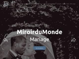 Détails : Miroirdumonde : photographe de mariage et baptême