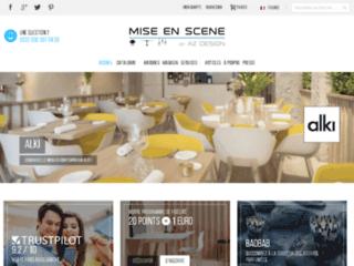Capture du site http://www.mise-en-scene.com/
