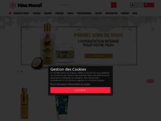 Miss Monoi, boutique de Monoi de Tahiti