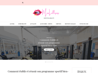 Cr�ations cosm�tiques by miss lollipop