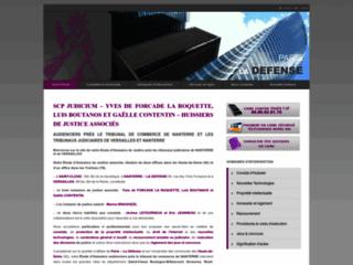 HUISSIER 92 HAUTS DE SEINE BENSIMON BOUTANOS