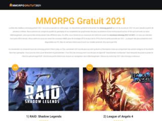 Le classement mmorpg gratuit de 2019