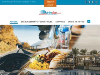 Anuaire du tourisme au maroc