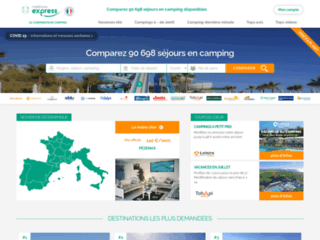 CAMPING|CARAVANING : Comparateur Camping