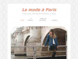 Capture du site http://www.modefemmes.org/