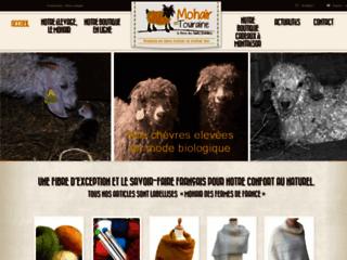 Vente de produits en mohair
